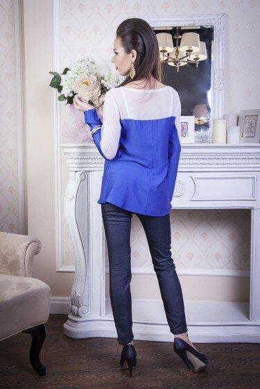 15600 D Блуза Чара