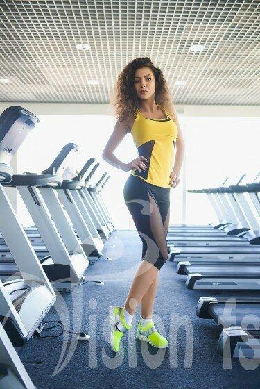 Фитнес-майка Active