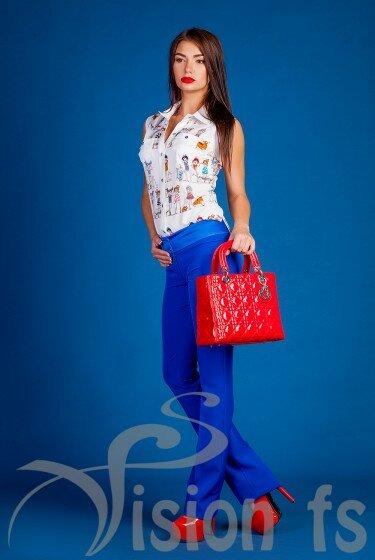 Стильная блуза Тэкки