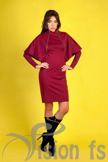 Красивое теплое платье Меламори